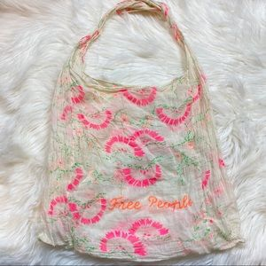 Free people Reusable Cloth Tote